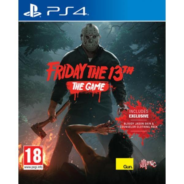 Friday The 13th The Game PS4