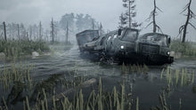 Spintires Mudrunner PS4