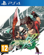 Guilty Gear XRD Rev 2 PS4