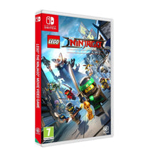 LEGO The Ninjago Movie Videogame Nintendo Switch