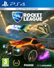 Rocket League Collector's Edition PS4 Game