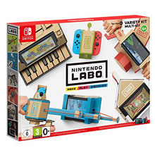 Nintendo Labo Toy Con 01 Variety Kit Nintendo Switch