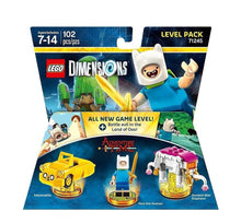 LEGO Dimensions Adventure Time Level Pack