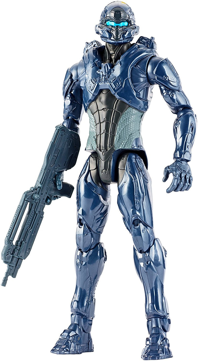 Halo Highly Poseable Spartan Locke Character 12