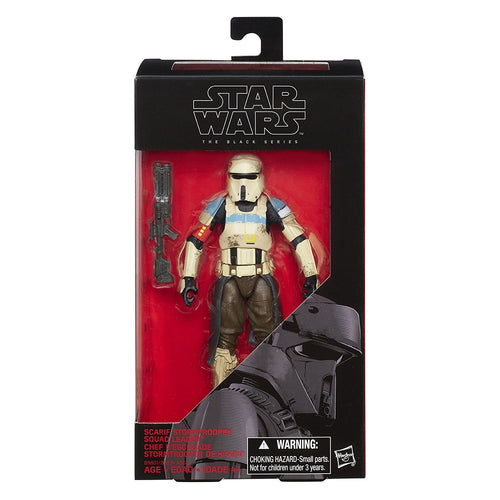 Star Wars The Black Series Scarif Stormtrooper Squad Leader 28
