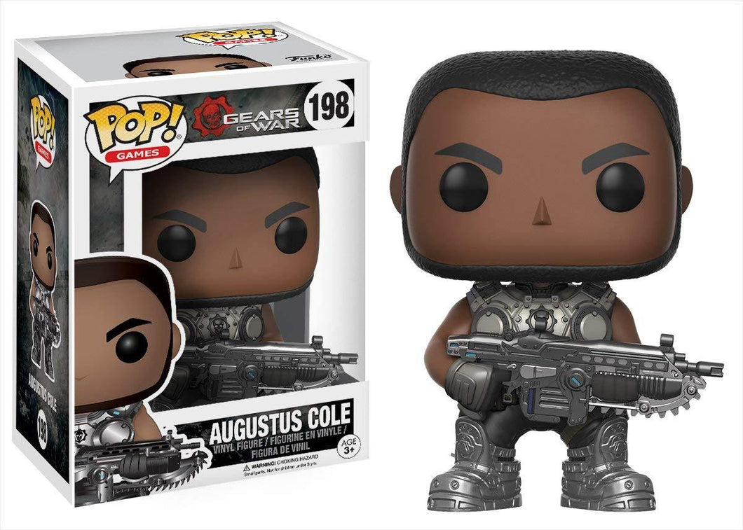 FUNKO POP! GAMES: Gears Of War - Augustus Cole