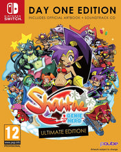 Shantae Half-Genie Hero - Ultimate Day One Edition Nintendo Switch