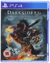 Darksiders: Warmastered Edition PS4