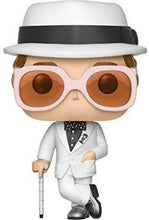 Funko POP! Vinyl Rocks Elton John White Suit Figure No 62