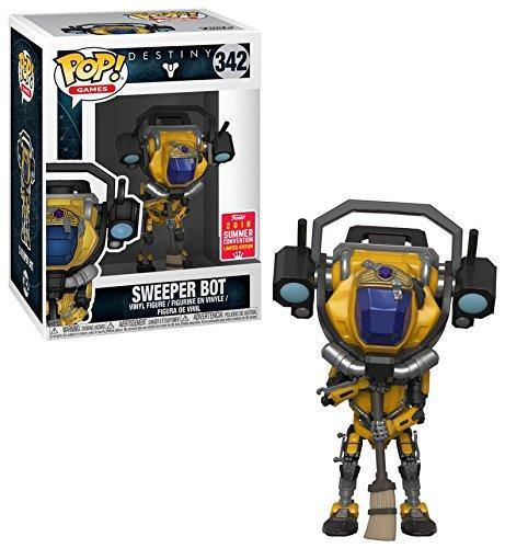 Destiny  Sweeper Bot Pop! Vinyl