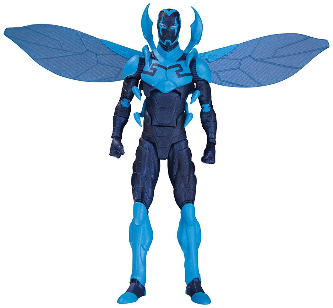 DC Comics Collectibles 33349 ICONS Infinite Crisis #06 BLUE BEETLE Figure