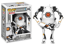Funko Pop 246 Games Portal P-Body Vinyl Action Figure