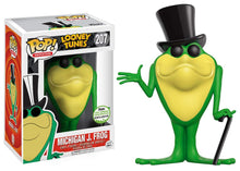 Pop! Animation Looney Tunes 207 Micigan J Frog 2017 Spring Convention Exclusive