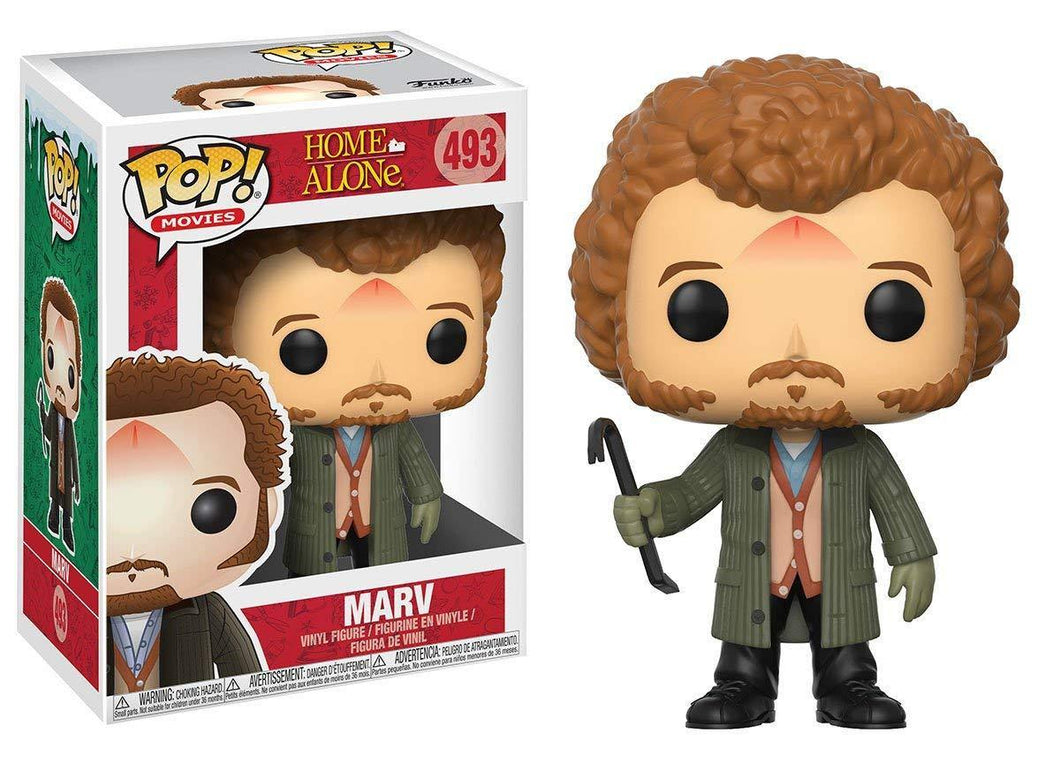 Funko Pop Vinyl 493 Home Alone  Marv Pop! Vinyl