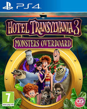 Hotel Transylvania 3 Monsters Overboard PS4