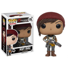 Funko Pop! Games: Gears of War - Kait Diaz Figure