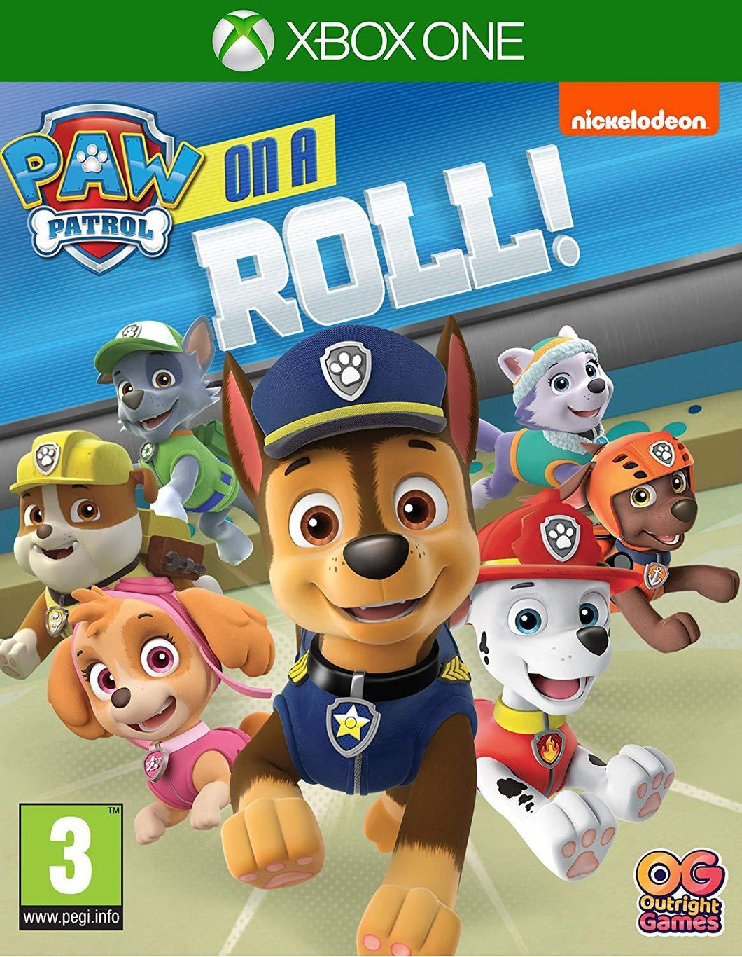 Paw Patrol On a roll! Xbox One