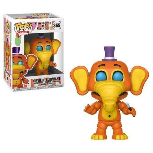 Funko POP! GAMES Five Nights at Freddy's Pizza Simulator Orville Elephant