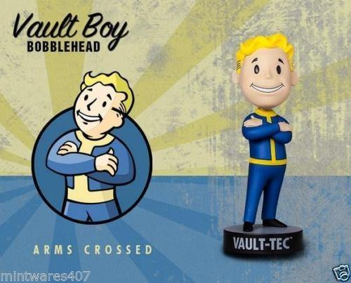 Fallout Vault-Tec Bobblehead Series 3 - Arms Crossed