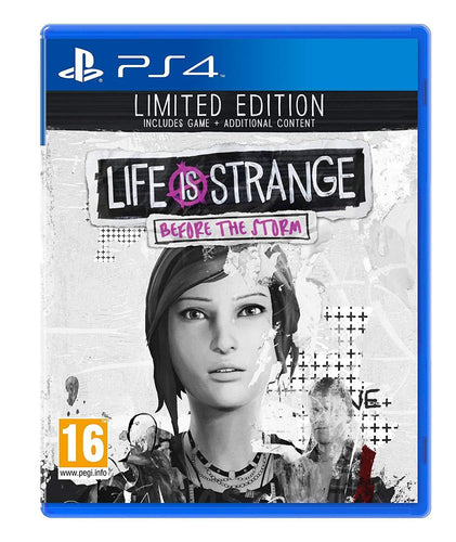 Life is Strange: Before the Storm Limited Edition (PS4