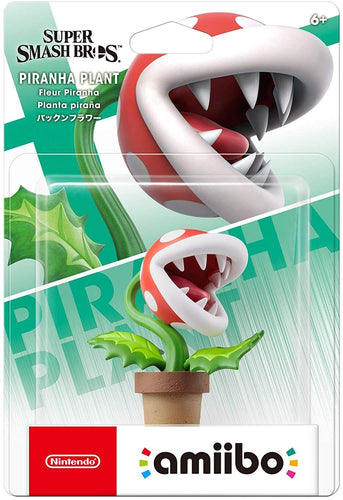 Piranha Plant Amiibo (Super Smash Bros Ultimate) for Nintendo Switch