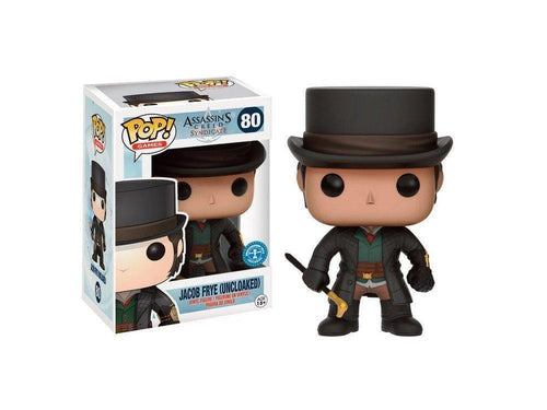 Funko Figurine Assassins Creed Syndicate Jacob Frye Top Hat