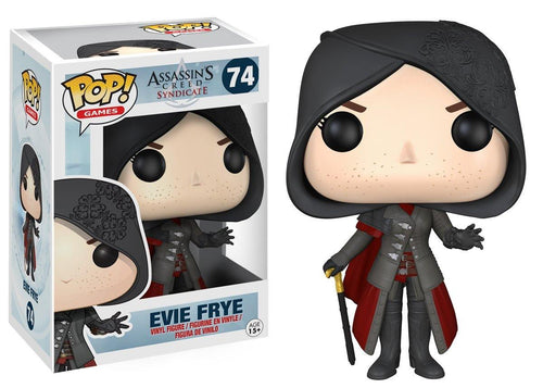 Evie Frye (Assassin`s Creed Syndicate) Funko Pop! Vinyl Figure