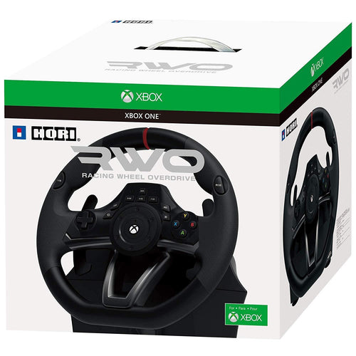 Hori Overdrive Racing Wheel for Xbox One XB1 Officially Licensed Microsoft - NEW