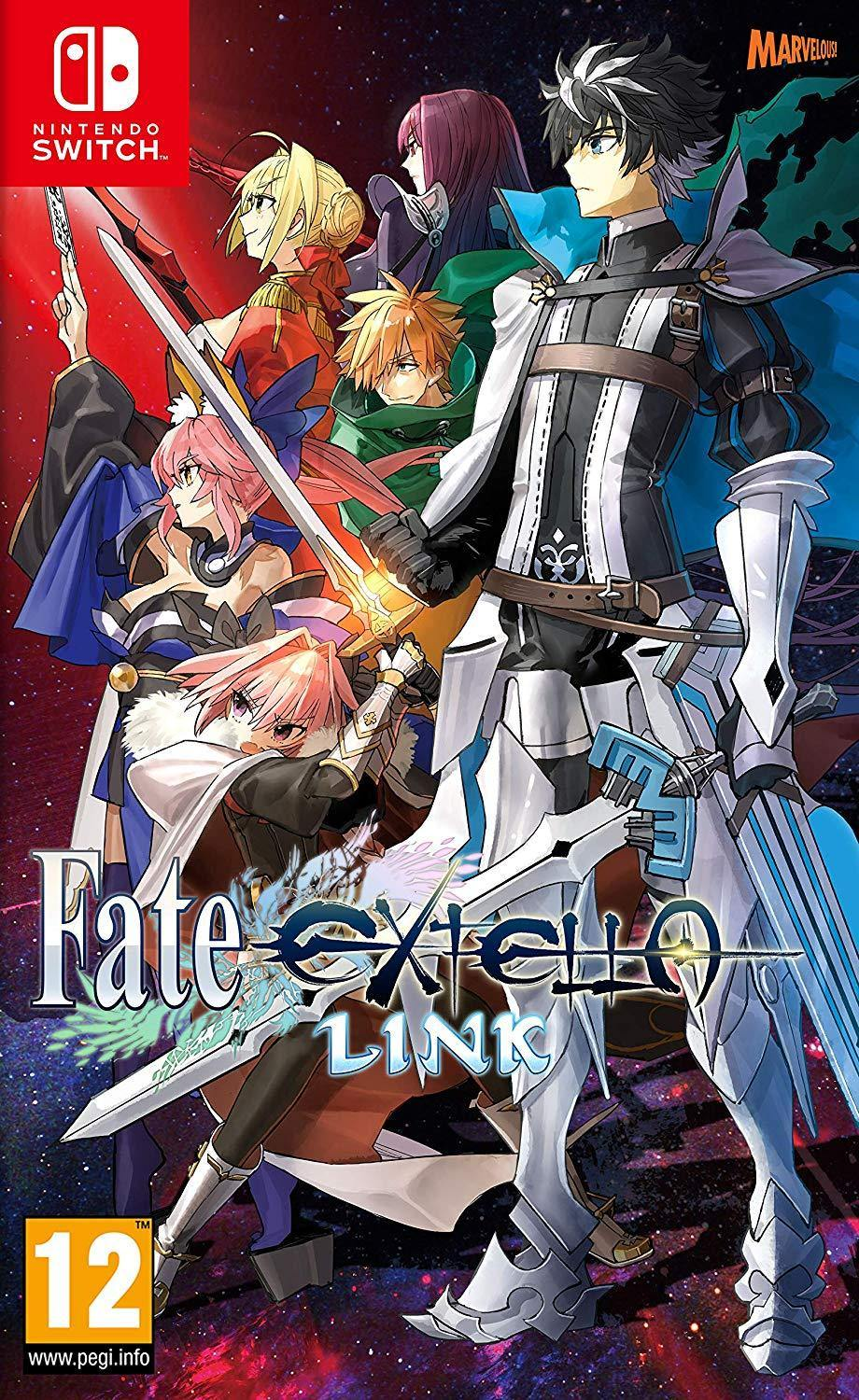 Fate/EXTELLA LINK (Nintendo Switch)