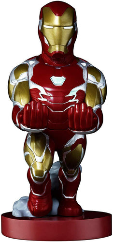 Iron Man Cable Guy Marvel Controller PS4 Xbox One Phone Holder Gaming