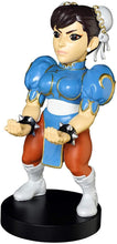 "Chun Li Street Fighter - Cable Guy 8"" PS4 / Xbox One Controller, Phone Holder"