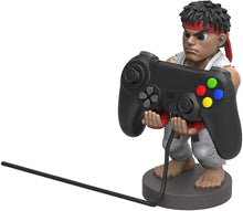 Collectable Street Fighter V Cable Guy Xbox PS4 Controller Phone Holder