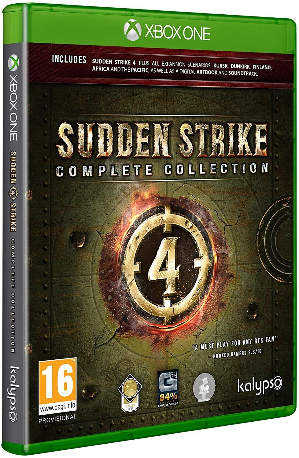 Sudden Strike 4 Complete Collection Xbox One