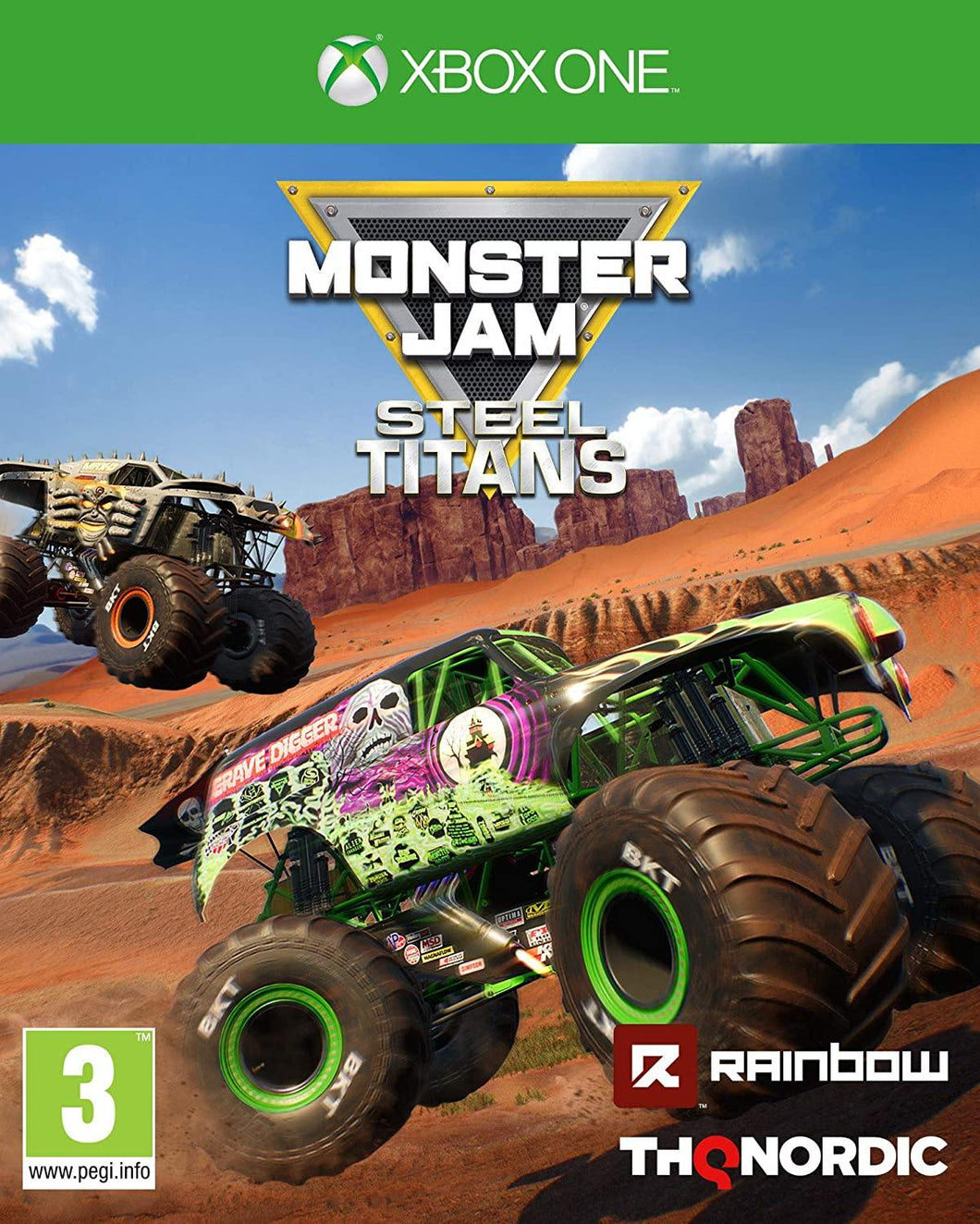 Monster Jam: Steel Titans Xbox One