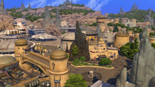 The Sims 4 Star Wars: Journey to Batuu PS4