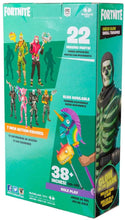 "Fortnite Green Glow Skull Trooper 7"" Premium Action Figure McFarlane Toys"