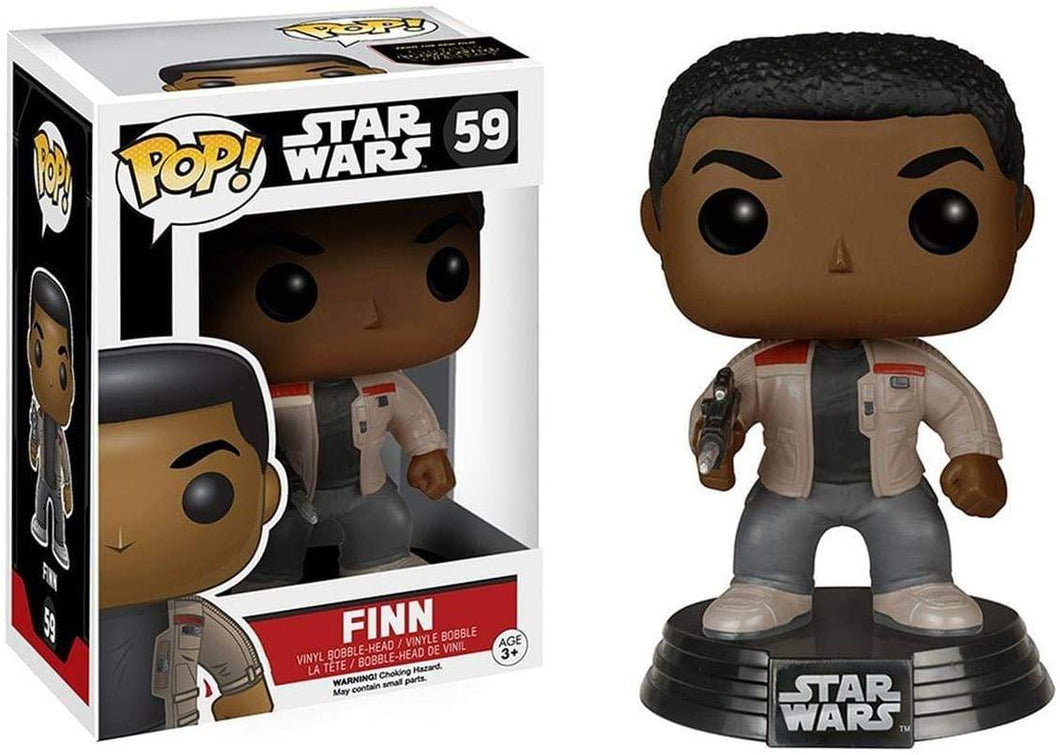 Star Wars Episode 7 The Force Awakens Finn 59 Funko Pop! Vinyl figure