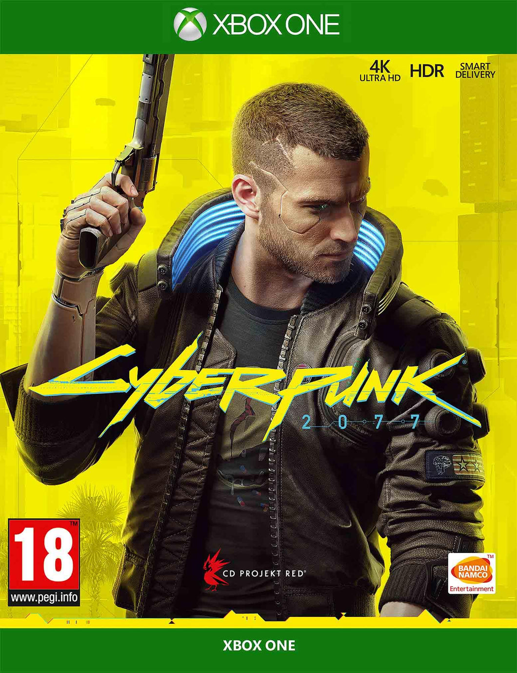 Cyberpunk 2077 (Xbox One)  Day One Edition