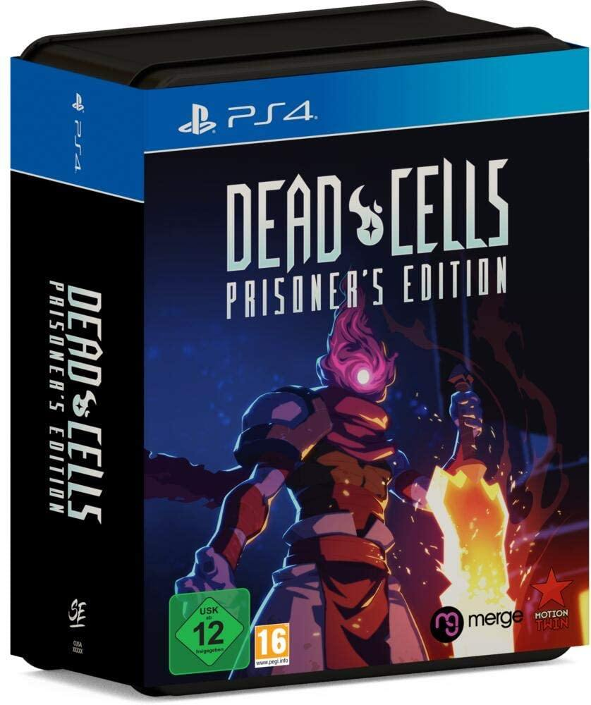 Dead Cells The Prisoner's Edition PS4