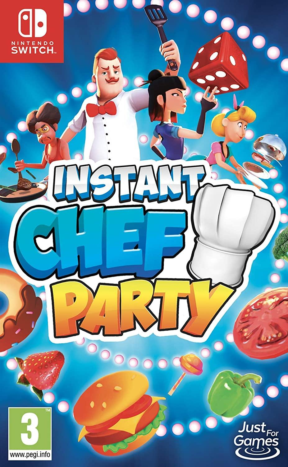 Instant Chef Party Nintendo Switch
