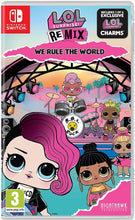 L.O.L. Surprise! Remix: We Rule The World (Nintendo Switch)