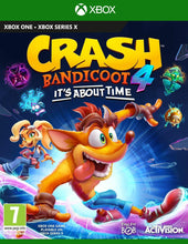 Crash Bandicoot™ 4 It's About Time Xbox One