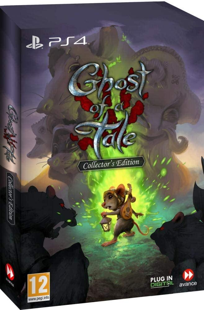 Ghost Of A Tale Collector's Edition - PS4
