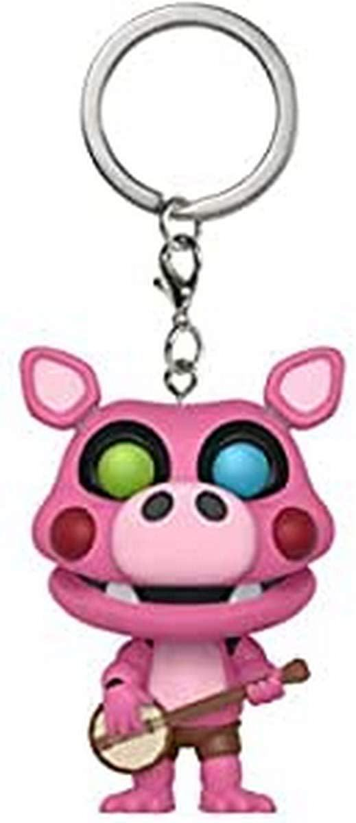 Pocket POP! Keychain: FNAF Pizza Sim: Pigpatch - Onestopgaming