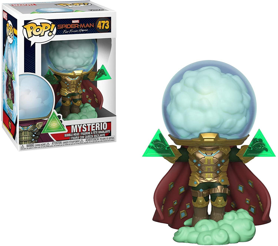 Funko 39206 POP. Vinyl: Spider-Man Far from Home: Mysterio 473