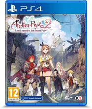Atelier Ryza 2 Lost Legends & The Secret Fairy (PS4) - Onestopgaming