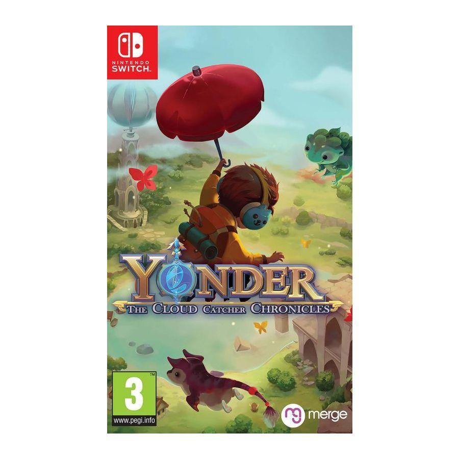 Yonder The Cloud Catcher Chronicles Refresh Switch