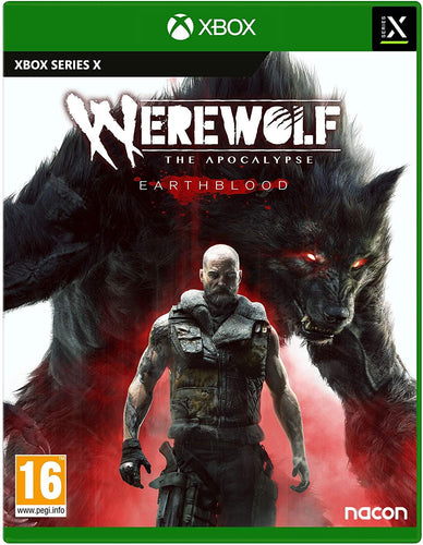 Werewolf The Apocalypse - Earthblood (Xbox Series X)