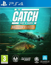 The Catch Carp & Coarse  Collector's Edition (PS4) - Onestopgaming