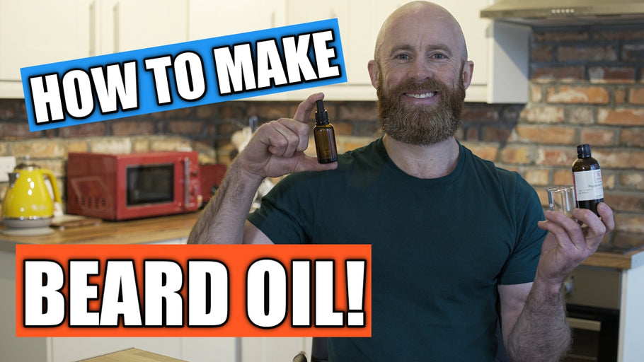 How to Make Beard Oil!